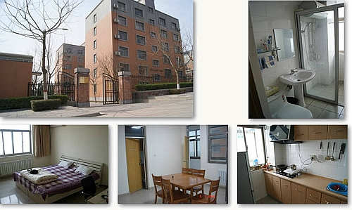 Apartment at Chenggong College